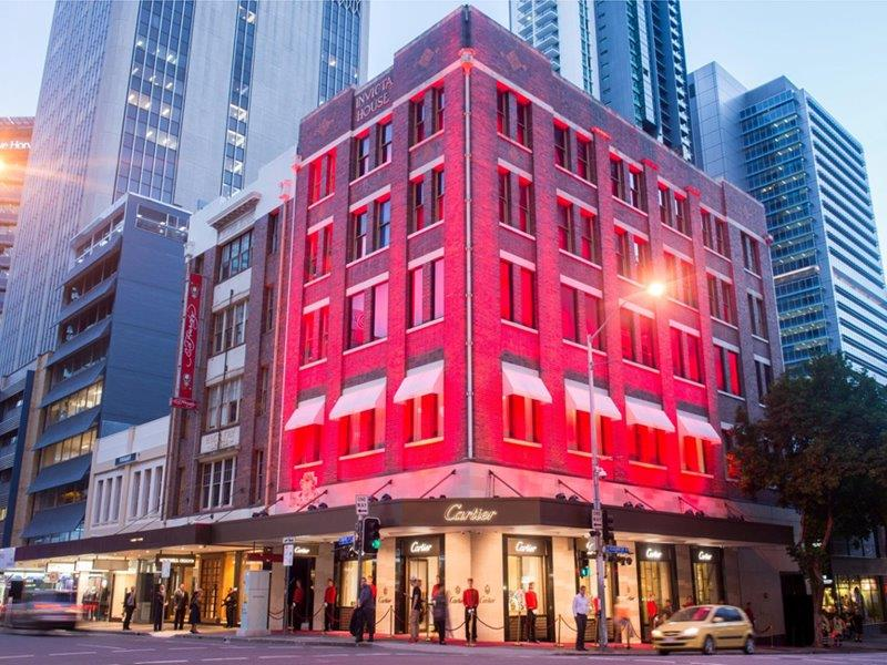 ASOFIA 2015/2016 National Interior Fitout of the Year – Cartier Brisbane