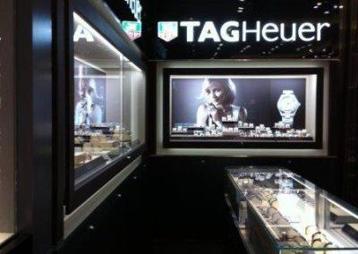 TAG Heuer – SIS, Parramatta