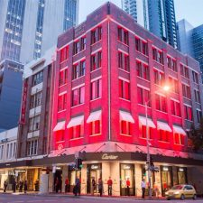 E - 2015-2016 Cartier Brisbane - ASOFIA National Retail Fitout of The Year