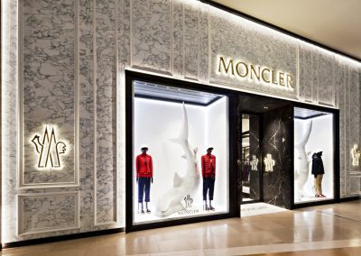 ASOFIA 2017/2018 National Interior Fitout of the Year – Moncler store