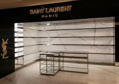Yves Saint Laurent – David Jones, Melbourne
