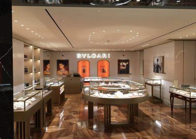Bvlgari – T Galleria, Sydney