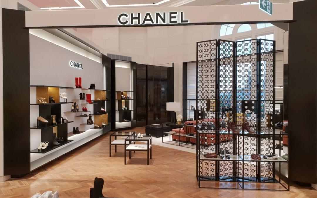 Chanel – David Jones, Sydney
