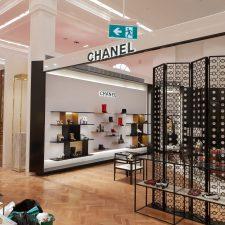 Chanel David Jones Sydney 02