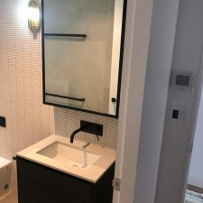 Griffith St Brisbane residential bathroom joinery 01
