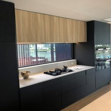 Griffith St Brisbane residential kitchen joinery 01