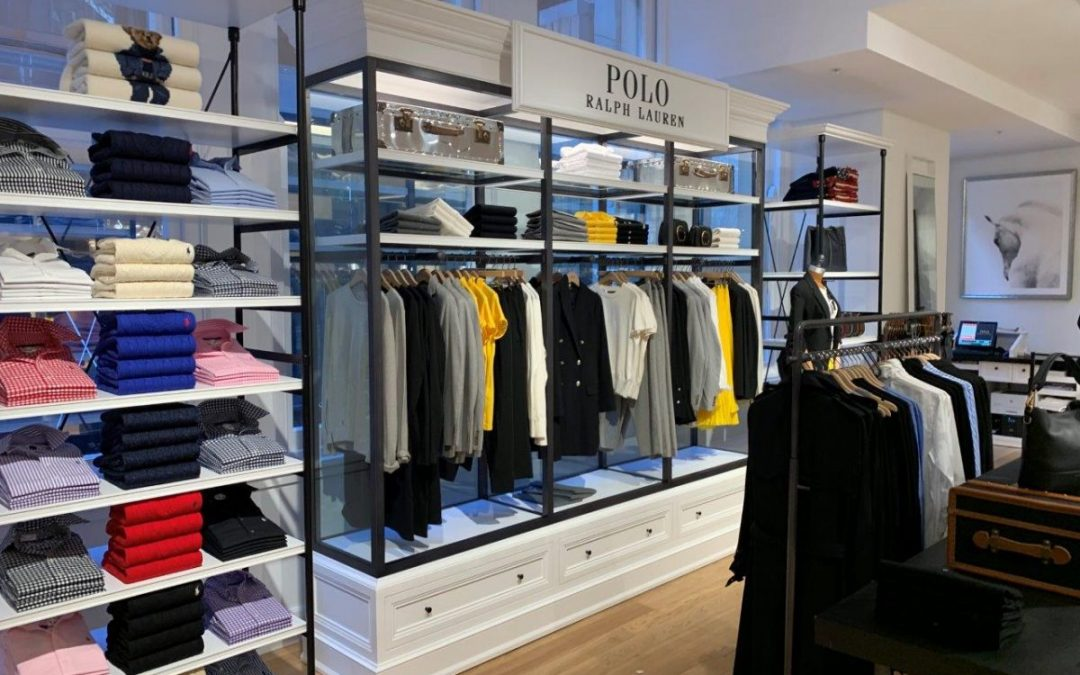 Polo Ralph Lauren – David Jones, Sydney