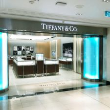 Tiffany & Co Cairns luxury jewellery store fitout 01