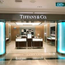 Tiffany & Co Cairns luxury jewellery store fitout 02