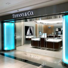 Tiffany & Co Cairns luxury jewellery store fitout 03