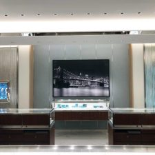 Tiffany & Co Cairns luxury jewellery store fitout 04