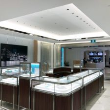 Tiffany & Co Cairns luxury jewellery store fitout 05