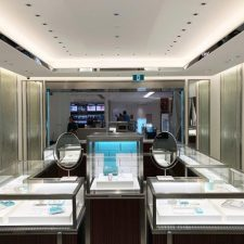 Tiffany & Co Cairns luxury jewellery store fitout 06