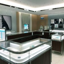 Tiffany & Co Cairns luxury jewellery store fitout 08