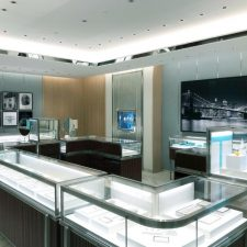 Tiffany & Co Cairns luxury jewellery store fitout 09