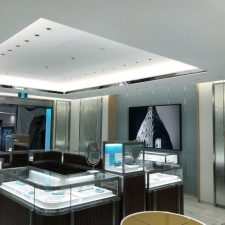 Tiffany & Co Cairns luxury jewellery store fitout 10