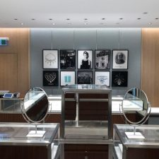 Tiffany & Co Cairns luxury jewellery store fitout 11
