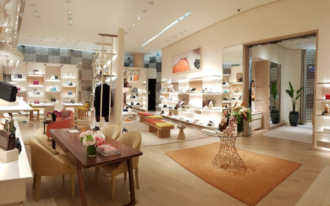 Louis Vuitton – Raine Square, Perth